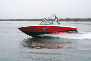 Mastercraft X-15 in action