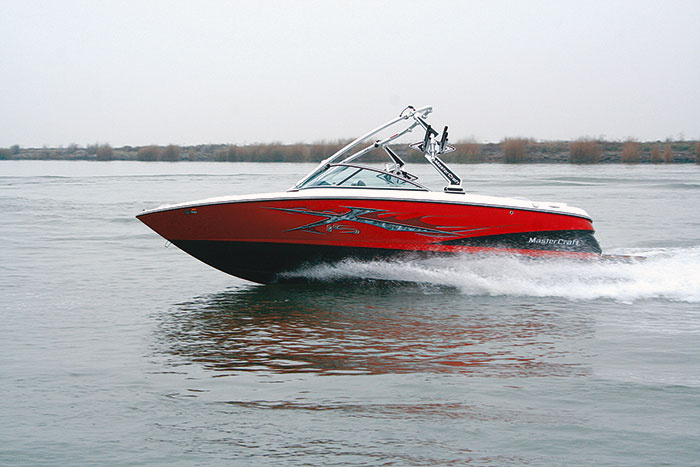 21 feet Mastercraft X-15 2007 – Boat Review