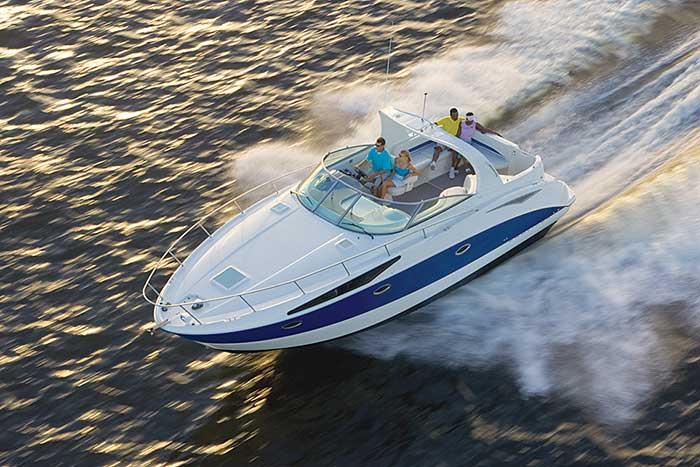 325 feet Bayliner Cruiser 2006 – Boat Review